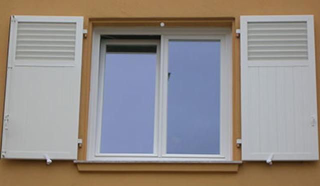 Vente Et Pose De Fenêtres Alu Et Pvc Moustiquaires Latérales